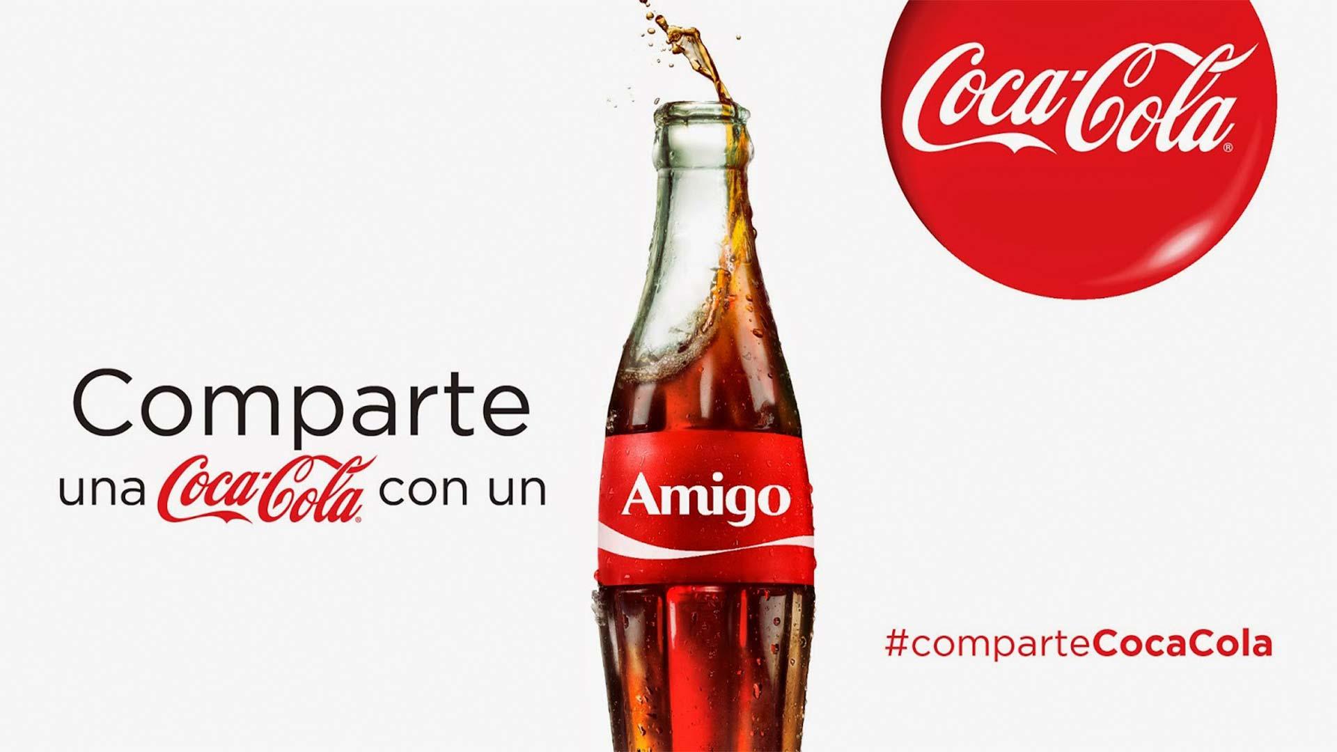 distribuidor de Coca-Cola