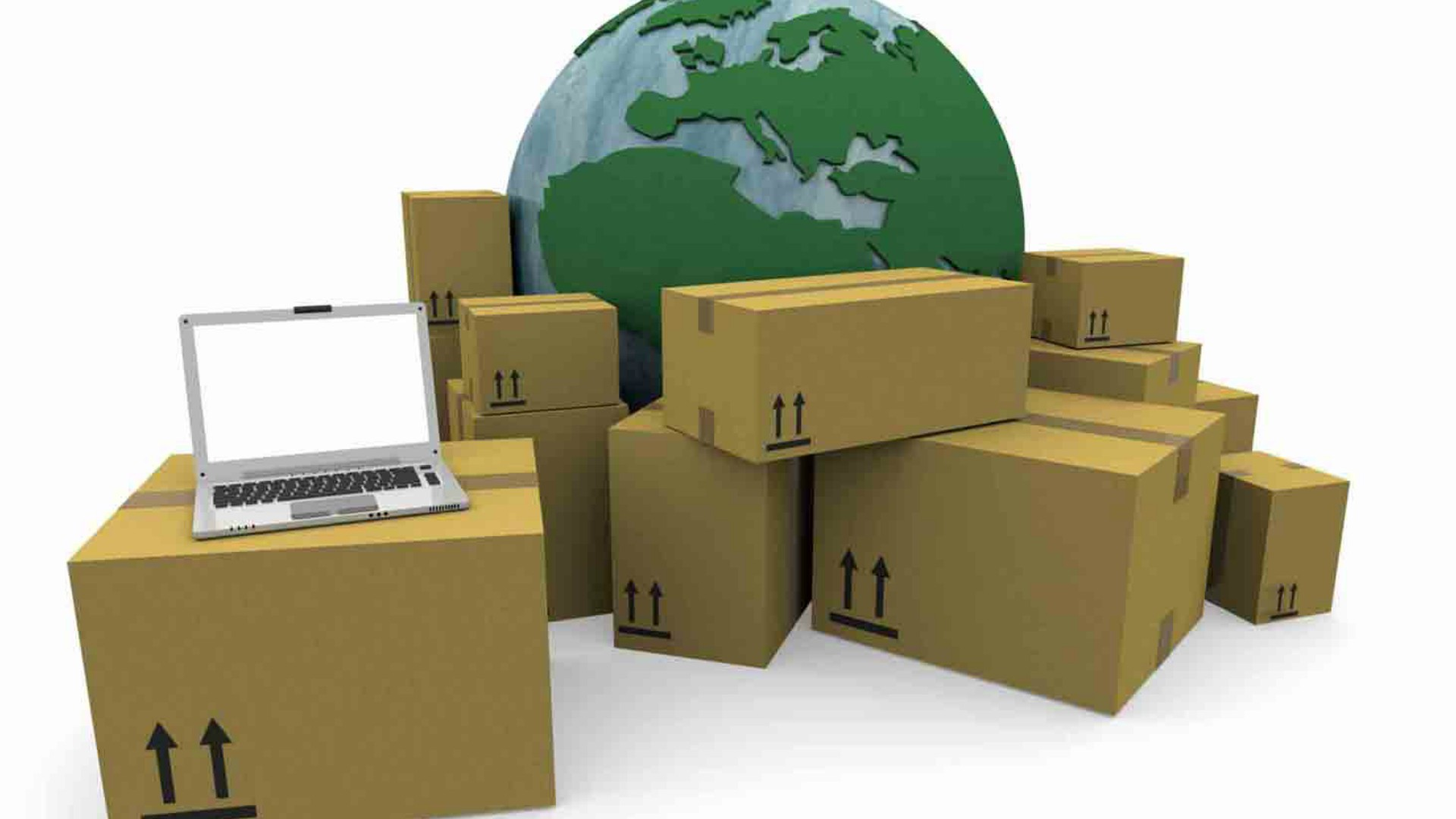 Empresas de paquetería