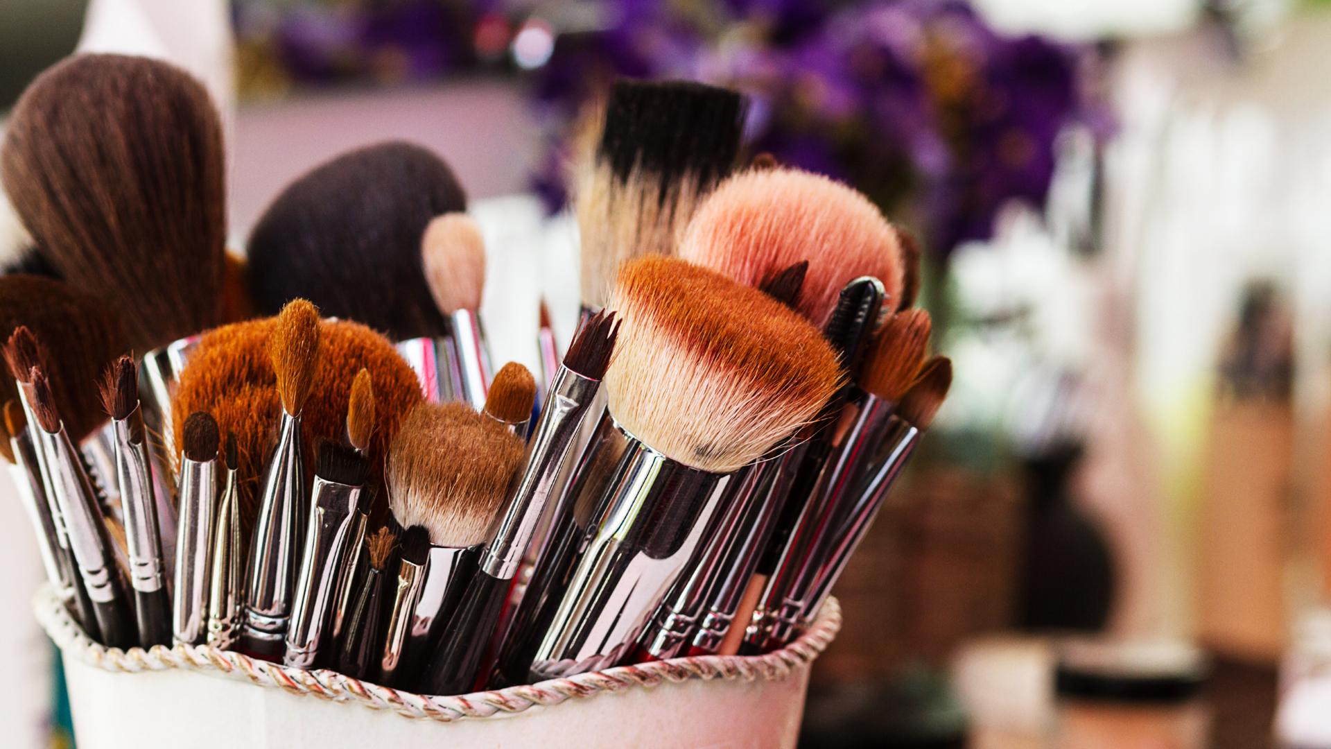Publicidad para maquillaje