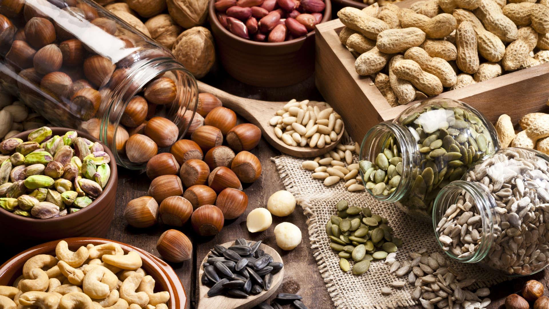 Importador de frutos secos