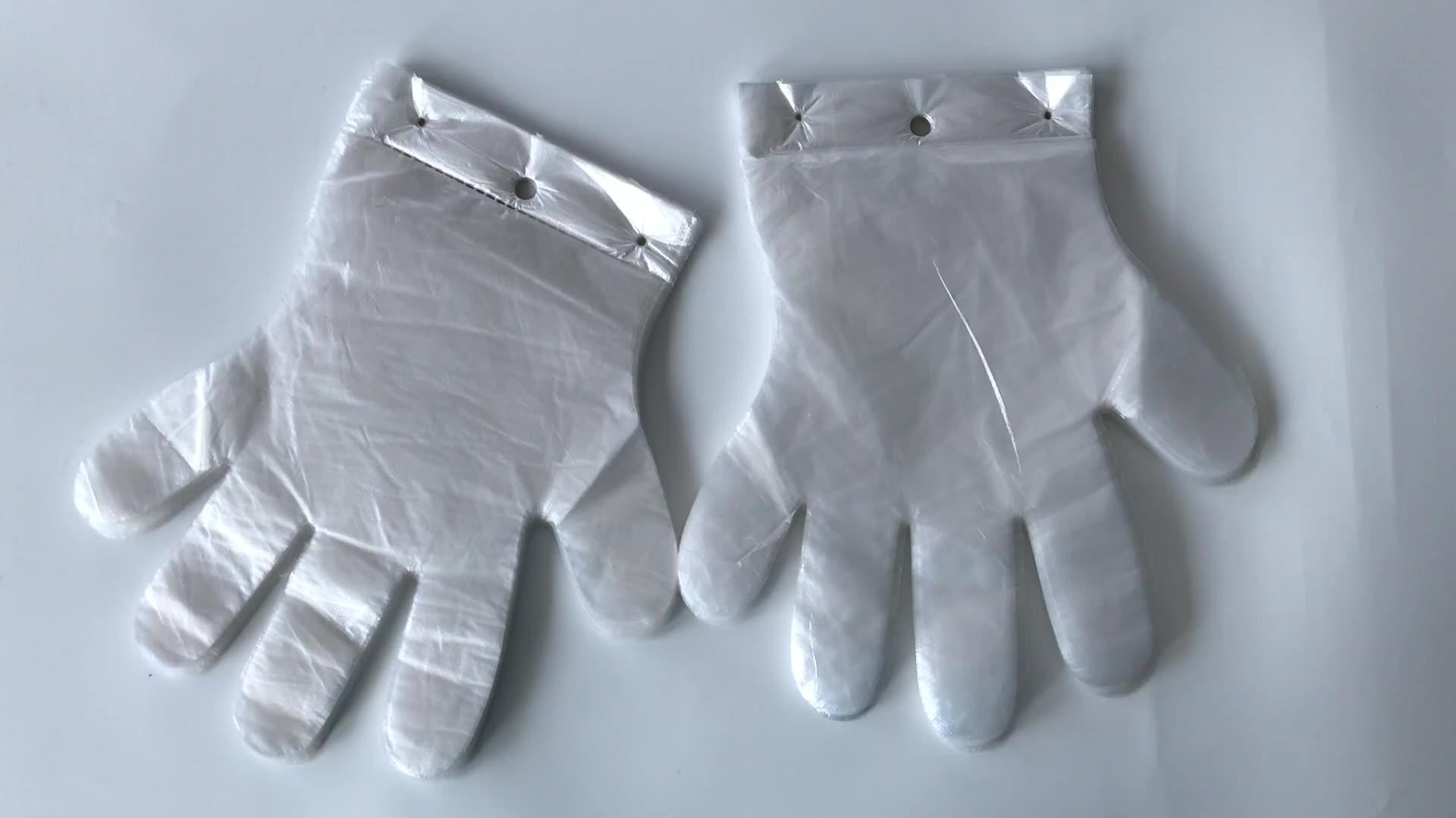 Fabricante de guantes