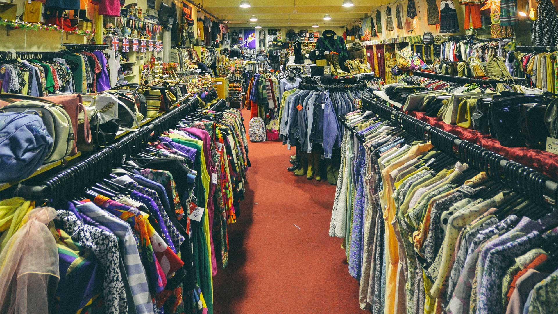 Nombres de empresas de ropa