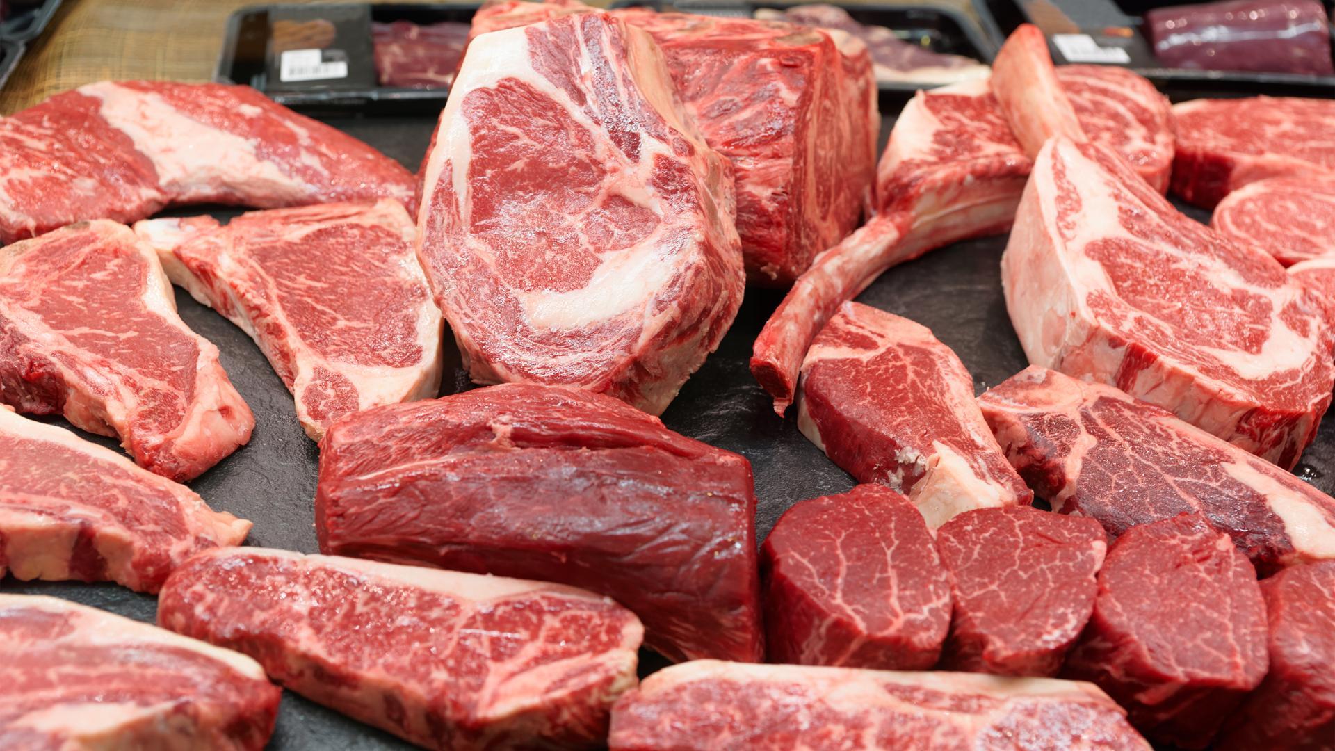 Mayorista de carne