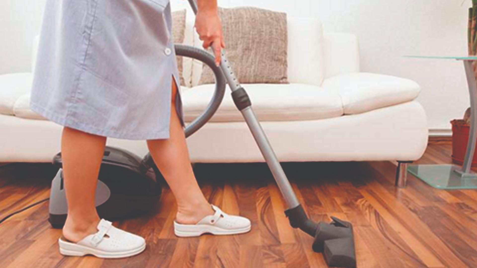 Contratar empleada de hogar