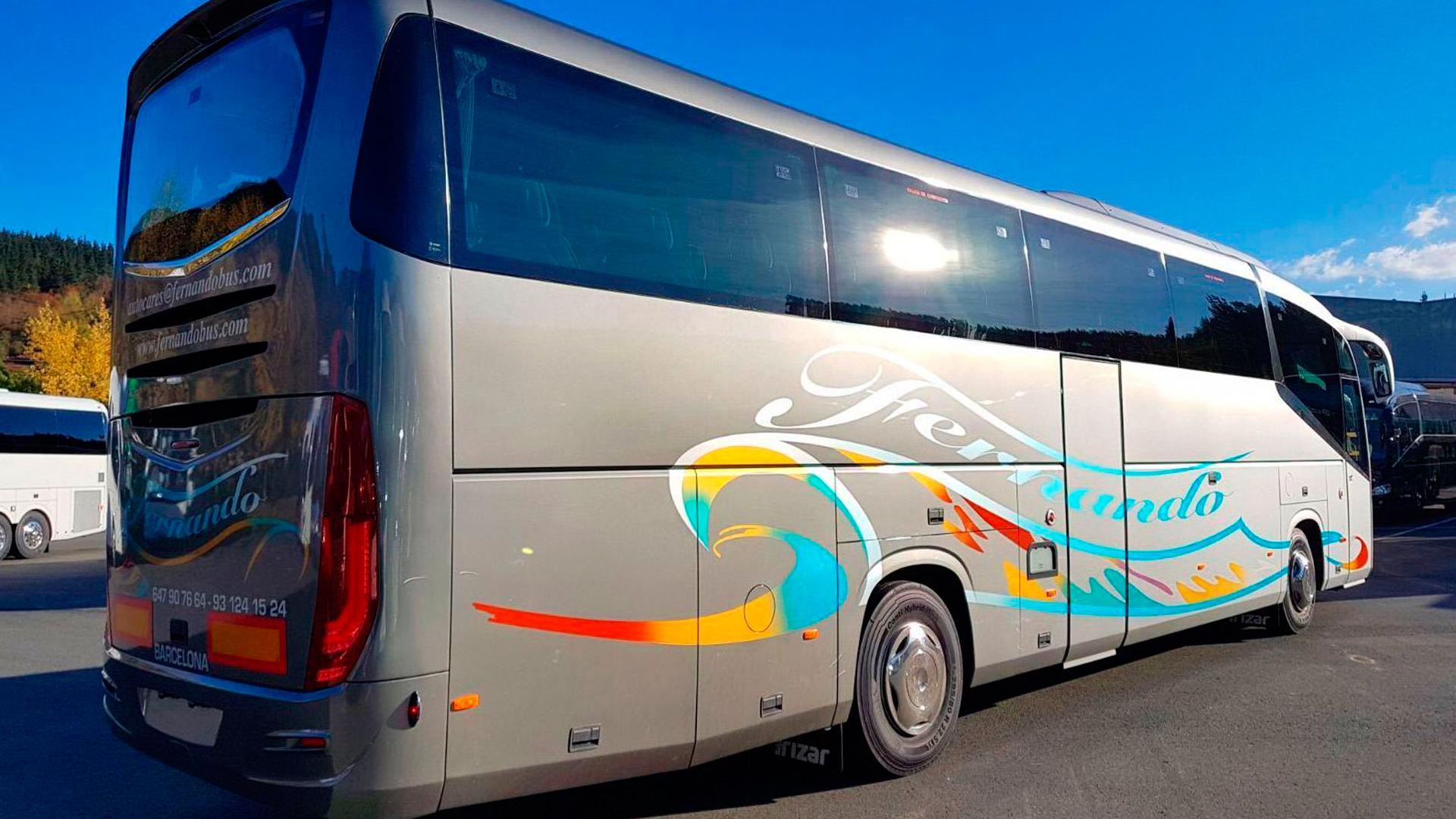 Empresas de Autobuses