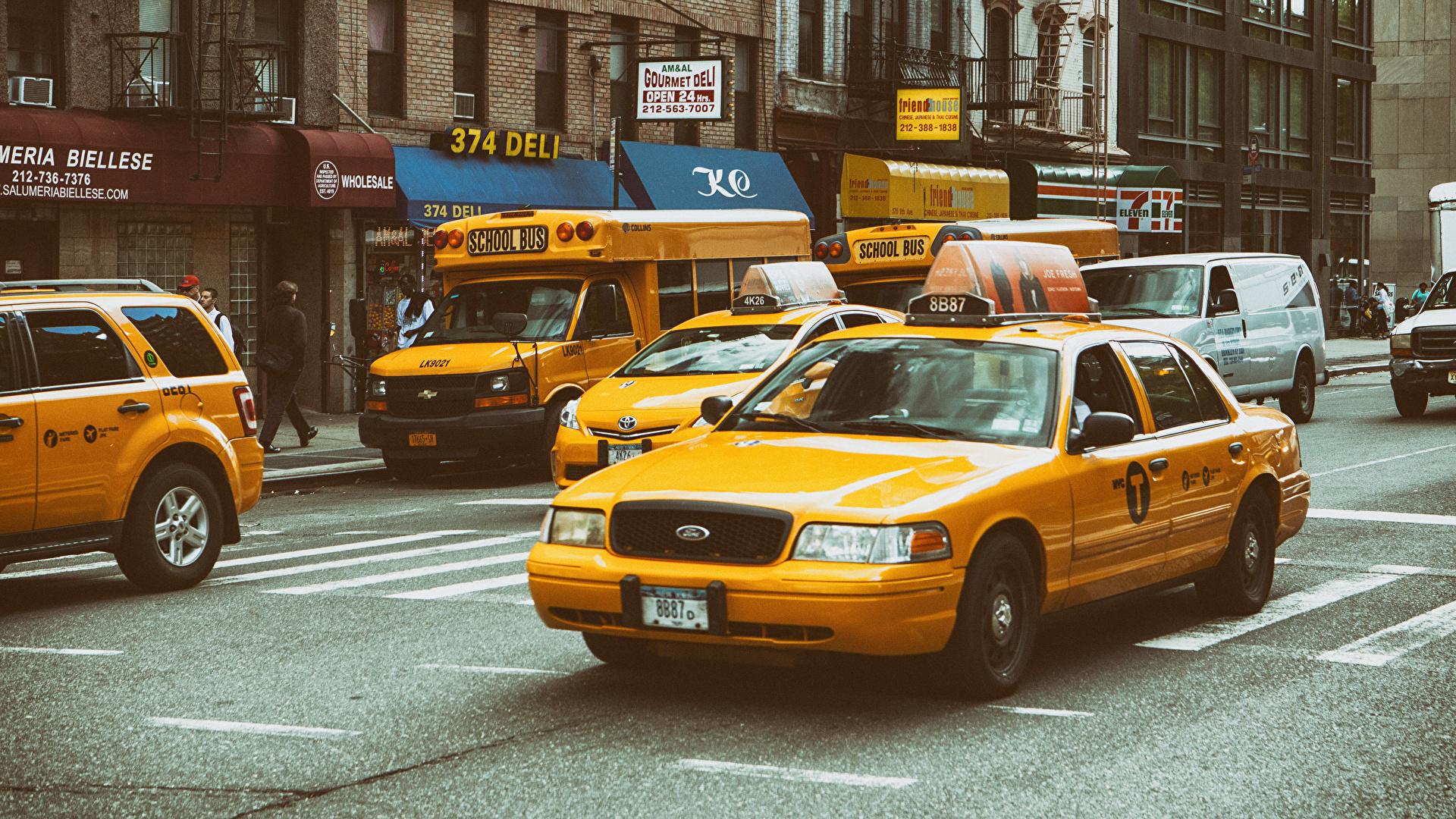 Publicidad para taxis