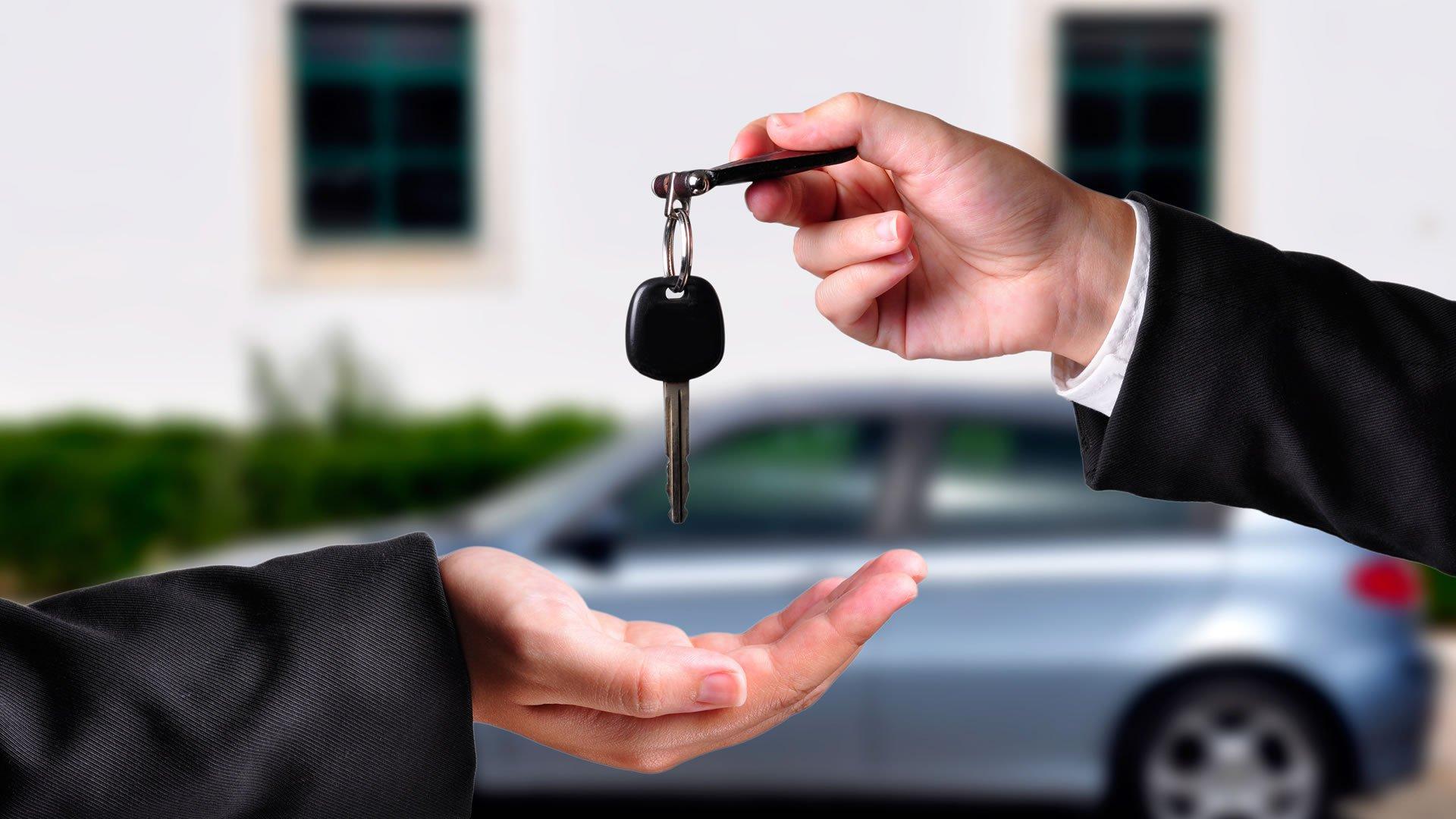 Empresas de alquiler de coches