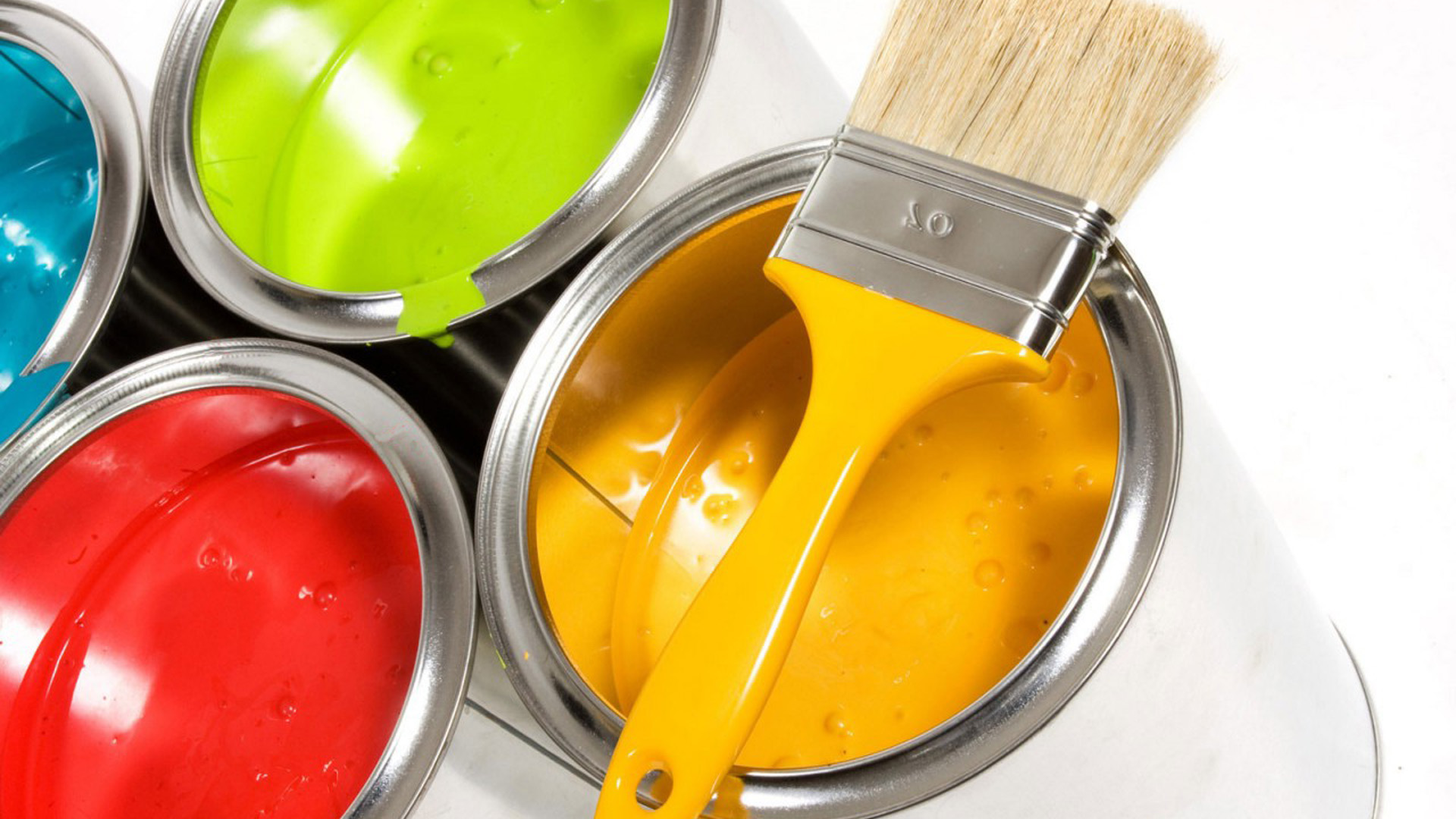 Empresas de pintura