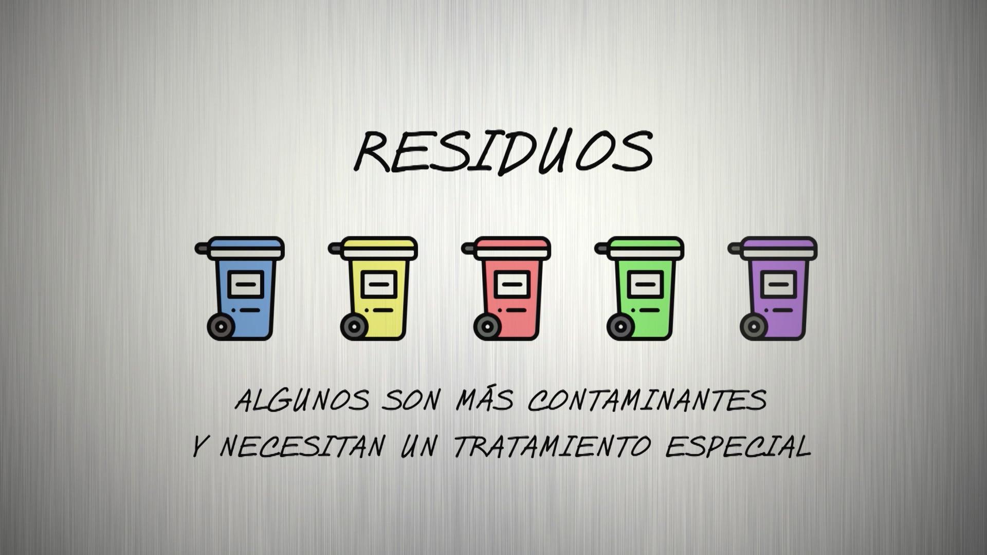 Empresas de gestión de residuos