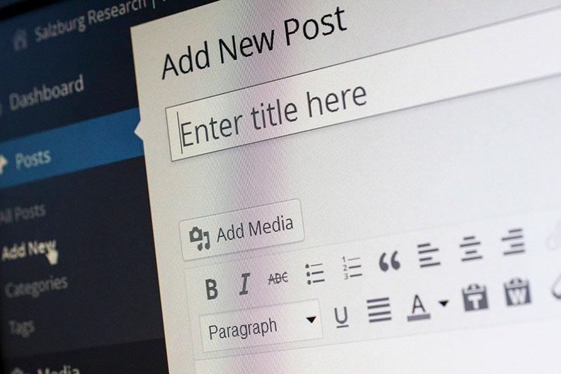 Diseño y programación web WordPress Viladecans