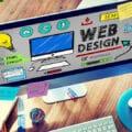 diseño de una pagina web en photoshop